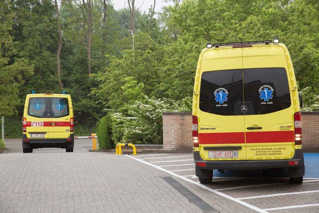 Spoedgeneeskunde ambulances